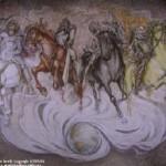 Dos sueños sobre la tribulación:Hna Puerta del cielo.