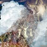 La iglesia se va en breve,hna Puerta del cielo.