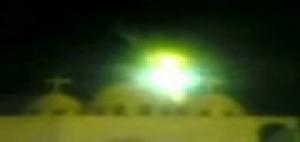 Aparece supuesta virgen en el Cairo