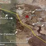 Africa: Volcán Nabro erupciona lanzando cenizas hasta Sudán