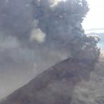 Actividad volcanica creciente