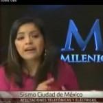 Sismo de 6.8 grados de Richter en D.F y en algunos estados,México,aporte de Ammores