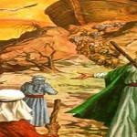 La Biblia Ilustrada: de Adán y Eva hasta Abraham.