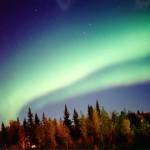 Hermoso espectáculo se vio en los cielos con las últimas auroras boreales: