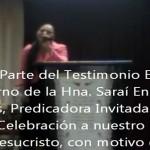 Testimonio El Cielo y El Infierno, IGLESIA RHEMA URUAPAN, Aporte de Lyns