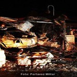 Israel bajo fuego: Más de 40 cohetes fueron disparados desde Gaza, Hna. Pamela