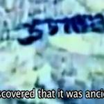"""Un signo  hebreo de los tiempos del fin """"descubierto en la ladera del nevado del volcán Iztaccihuatl de México, Hno. Danilo"""