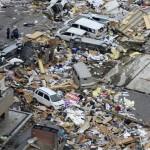 Asombroso momento exacto formación del extraño tornado (Japón) 2012/05/06, Hno Danilo – Hna. María