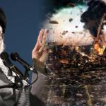 """""""Prepárense para la guerra y el fin del mundo"""", advierte el líder espiritual iraní."""