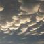 """Extrañas nubes con forma de """"burbujas gigantes"""" asombraron a habitantes de Canadá. Hno. Horacio"""
