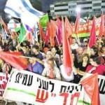 Miles de cristianos marchan en Jerusalén en apoyo a Israel