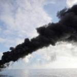 Dos muertos y cuatro heridos en explosión en plataforma en el Golfo de México