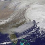 """Una tormenta """"potencialmente histórica"""" amenaza EE UU, Hna. María Elena"""