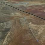 Misteriosa y enorme grieta se forma en la Nación Navajo, Arizona