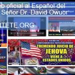 Les comparto,otra ALERTA,de parte del profeta,David Owour para Estados Unidos, Aporte Hna. Rosalía L.