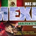 PROFECIA MEXICO DEL 22 DE OCTUBRE, 2013, Pastor David Owour, Aporte Hnas. Wendy Magaly C. Uberlinda