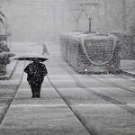 1.600 evacuados por intensa nevada en Jerusalén que se encuentra aislada