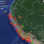 Perú: Seguidilla de 50 sismos en los últimos días, señal de que se aproxima terremoto de gran magnitud