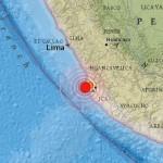 Un terremoto de 6,2 sacude Perú,Aporte Hna.María Elena