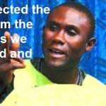 Bebiamos la sangre de los Cristianos.Seguidor de Boko Haram,es ahora cristiano.