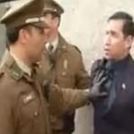 Pastor Javier Soto detenido por carabineros de Chile, Aporte Hna. Andrea
