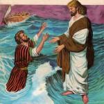 La Biblia Ilustrada: Jesús y sus discipulos