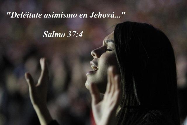 adorar a dios con deleite
