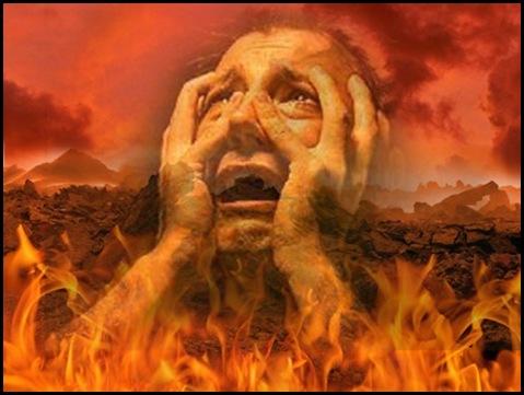 Resultado de imagen de condenacion en el infierno