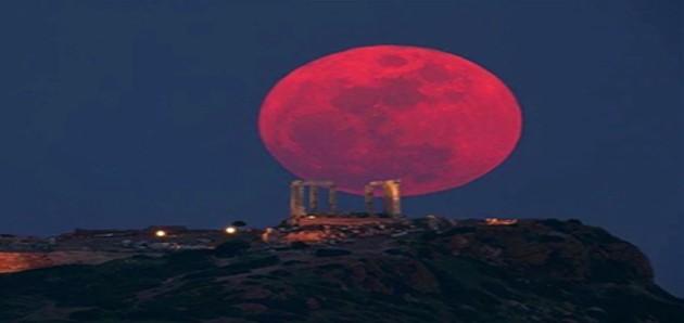 Lunas de sangre serían señales divinas para Israel