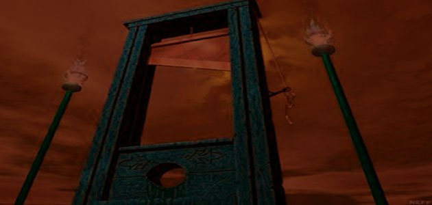 guillotinahnod