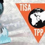 """TISA: El """"acuerdo mundial más secreto"""" entregará millones de datos personales a las multinacionales, Aporte Hna. Lorena A."""