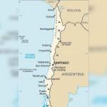 CHILE: Terremoto sacude al centro del país y decretan alerta de tsunami en todo el borde costero.
