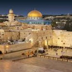 Visión sobre EL DOMO DE LA ROCA–Jerusalén–Mónica Gomez Loya