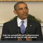 """""""El mundo estará más seguro"""", afirmó Obama al defender el acuerdo nuclear con Irán"""