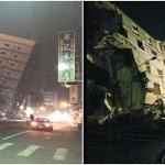 Terremoto en Taiwán, Aporte Hna. María Elena