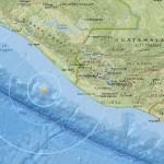 Sismo de magnitud 6 sacude la costa del Pacífico mexicano