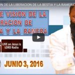 """HORRIBLE VISION DE LA LIBERACION DE LA BESTIA Y LA RAMERA"" PROFETA DR. DAVID OWUOR. Aporte Hna. María Elena"