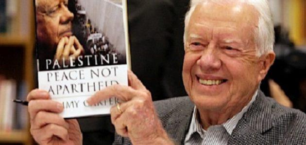 Jimmy Carter insta a Obama dividir Jerusalén antes del 20 Enero 2017.