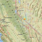 Más de 100 sismos sacuden el área limítrofe entre California y Nevada: Aporte Hna. María Elena