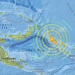 Levantan alerta de tsunami tras terremoto de 7,9 en Papúa e Islas Salomón