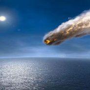 Niño de 9 años tiene una Visión de un Asteroide golpeando el Atlántico y Guerra Nuclear envolviendo los Estados Unidos.