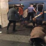 Al menos 10 muertos en un atentado en el metro de San Petersburgo, Aporte Hna María Elena