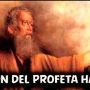 Oración del profeta Habacuc,