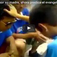 Niño abandonado por sus padres, predica en las calles:Aporte Hna. Irene F.