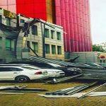 Vientos huracanados en Moscú. Aporte: Hna. Norma M.