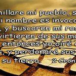 Mensaje a Puerto Rico ;Pastor Alejandro Chaña, Aporte Hna. Norma M.