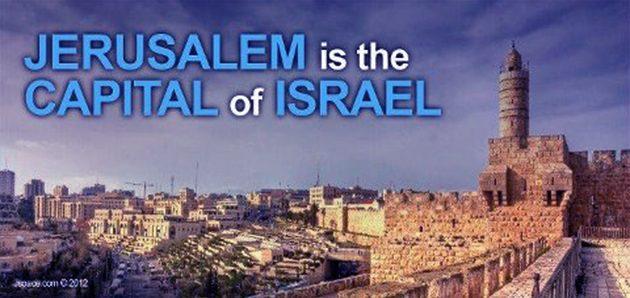 "SEGUIMIENTO DE EVENTO PROFETICO ""JERUSALEN CAPITAL DE ISRAEL"": Aporte Hna. Norma M."