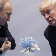 """Trump a Rusia sobre Siria: """"Prepárate, porque lo que vendrán serán misiles bonitos, nuevos e inteligentes"""""""