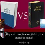 """""""BIBLIA NIV CAMBIADA POR HARPER COLLINS"""", Hna. Nela"""