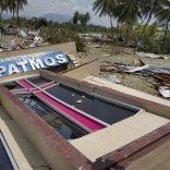 Tsunami en Indonesia: la iglesia que se transformó en sepultura,Hna. María Elena